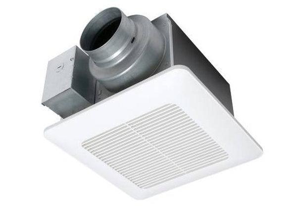 WhisperCeiling DC, SmartFlow 50-80-110 CFM