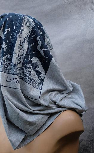 Tshirt La Tour (Gris)