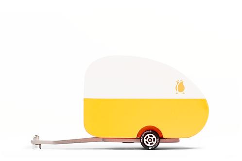 Rosebud Caravane