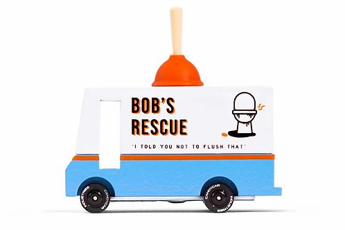 Bob's rescue
