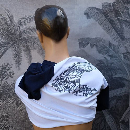 Tshirt Vague Maison Marcelle