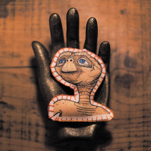 Broche E.T.