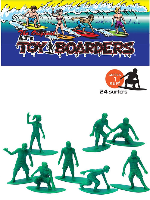 Toy Boarders surf 1
