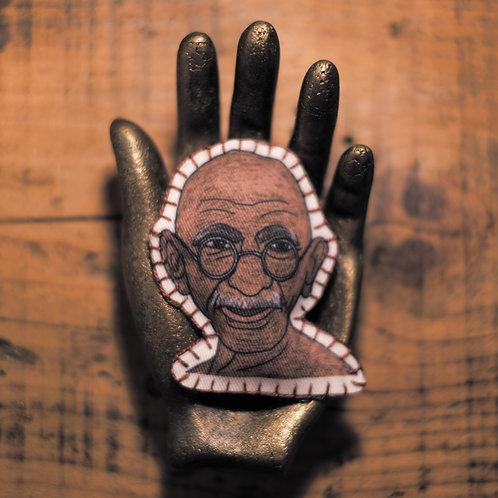 Broche Gandhi