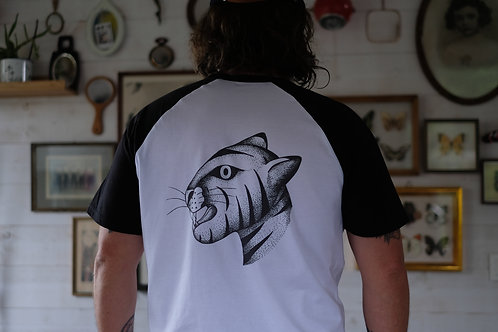 Tshirt Old School Tigre