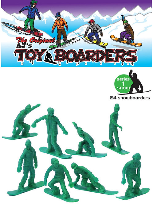 Toy Boarders Snow 1