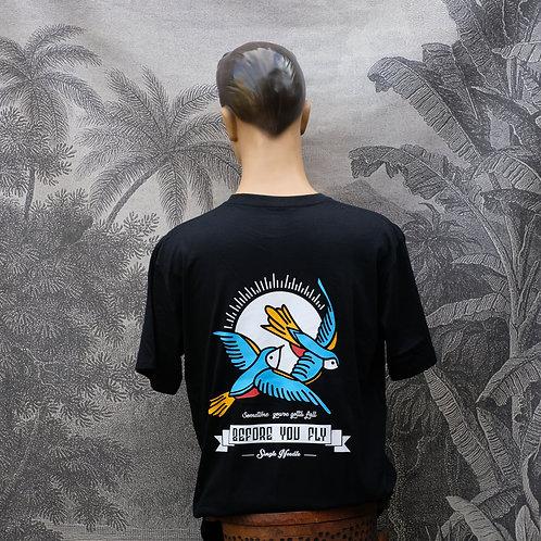 Tshirt Hirondelles