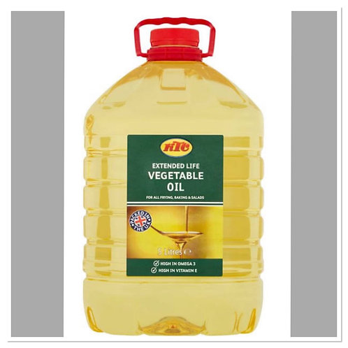 KTC Vegetable oil 5L