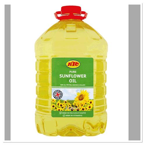 KTC Sunflower 🌻 Oil 5L