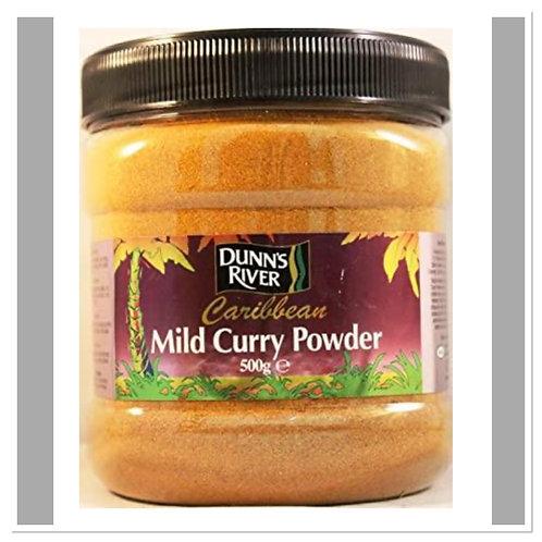 Mild Curry  Powder  Dunn's River 500g