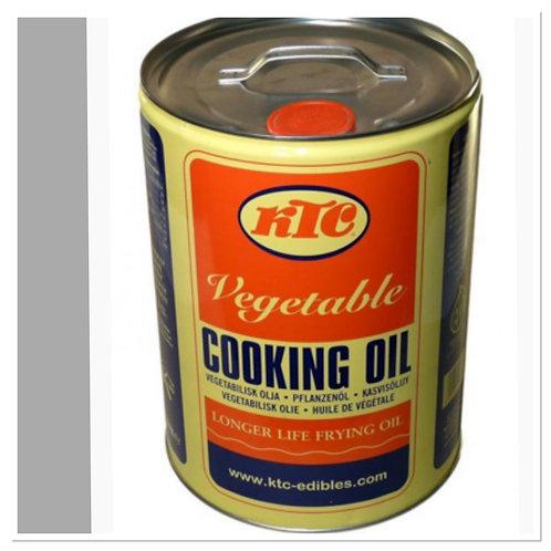 KTC Vegetable Cooking  Oil 20L