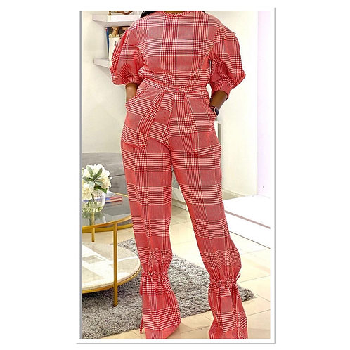 Classic trouser suit