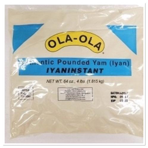 Ola Ola Pounded Yam 4.5kg