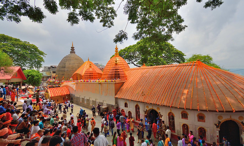 Image result for KAMAKHYA TEMPLE