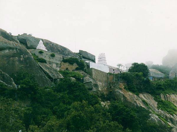 टुमकुर में देवरायनदुर्ग