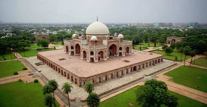 Humayun's Tomb – The Garden Of Tombs