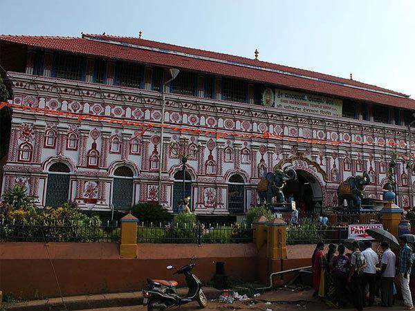 मरिकंबा मंदिर