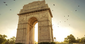 A tour of the India Gate
