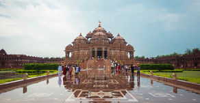 Akshardham Temple – Experience A Holy Visit