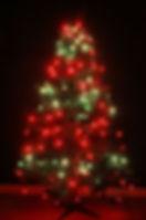 TreeHUE™ - Gradient #8 - App Conrolled Christmas Lights