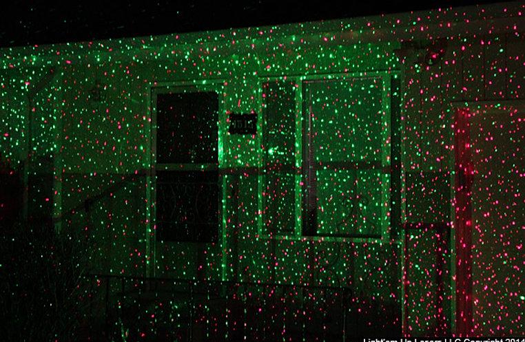 Laser Christmas Lights And Outdoor Laser Lights Light Em