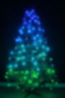 TreeHUE™ - Gradient #5 - Smart Christmas Lights