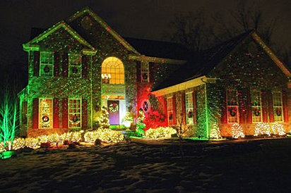 Top 5 Best Laser Christmas Lights Reviews and Blisslights Reviews