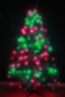 TreeHUE™ - Gradient #4 - App Controlled Christmas Lights