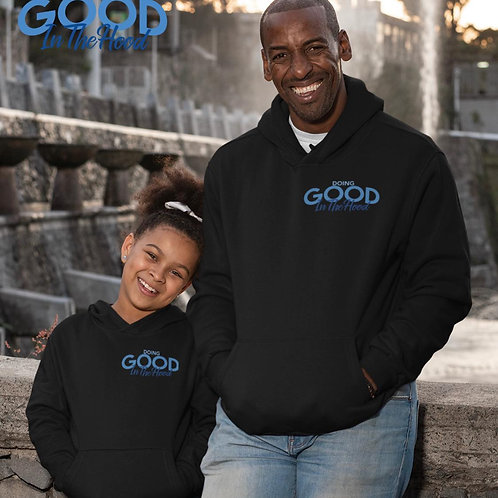 Official Doing Good in the Hood Hoodie
