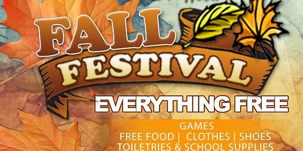 Fall Festival on Sistrunk