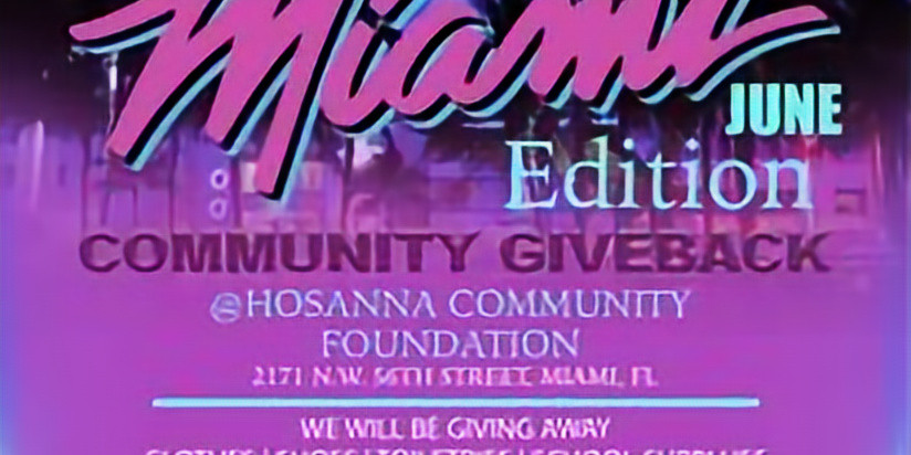 Miami Summer Giveaway