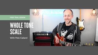 Whole Tone Scale Pete Callard Cover.png