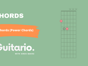 5 Chords (Power Chords)