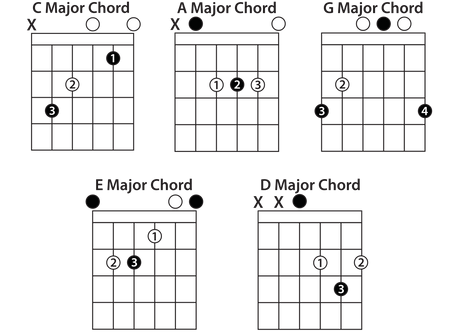 5 Chords you HAVE to know