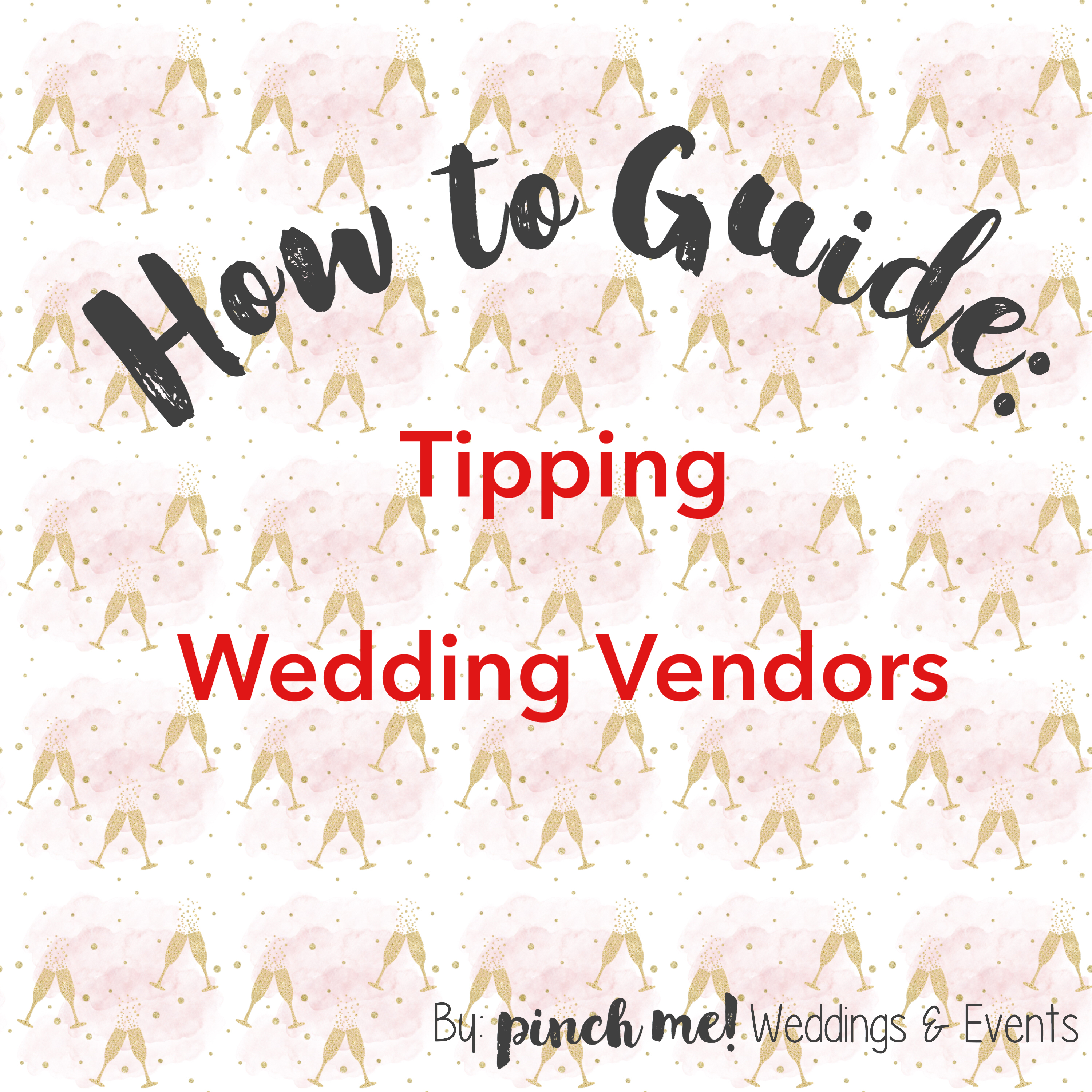 How to guide tipping wedding vendors wedding planning yyc pinch how to guide tipping wedding vendors wedding planning yyc pinch me weddings events calgary junglespirit Image collections