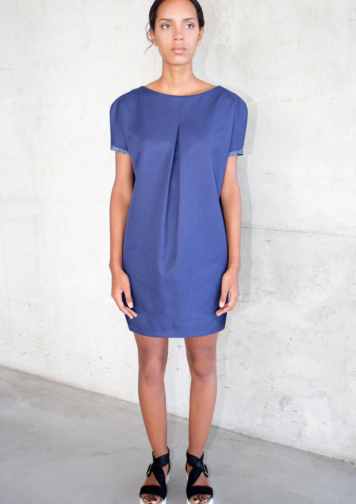 Les Claudines - Robe Moon B made in France