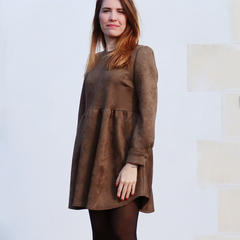 Les Claudines - robe Emilie la mode made in France