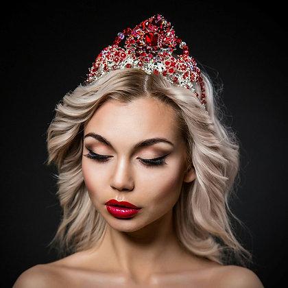 Корона Красная Королева