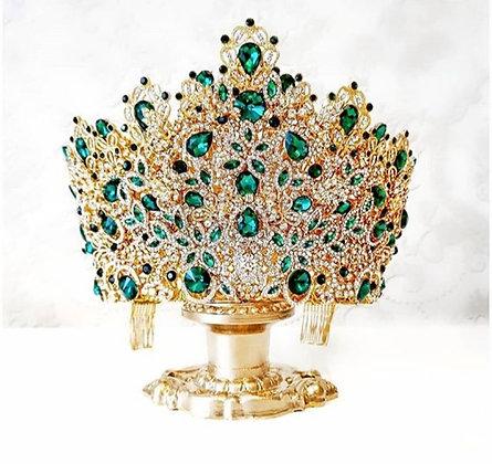 Корона Средняя Мисс Дубай
