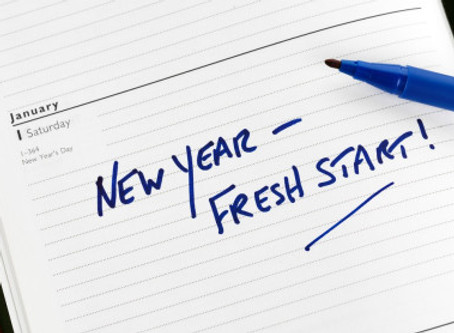 Re-thinking New Year's Resolutions and your Health Goals