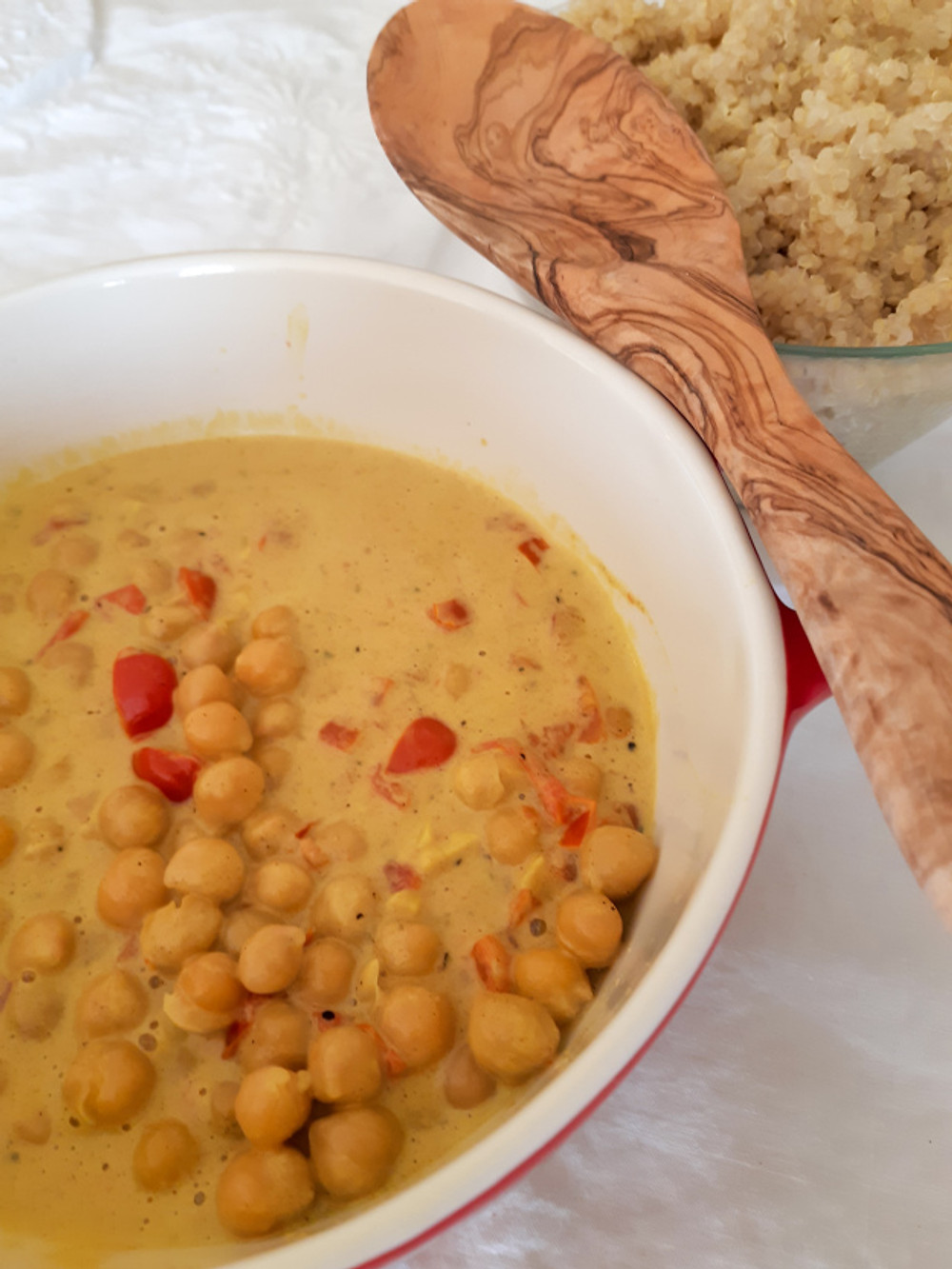 Pamela Groh Easy Chickpea Curry Recipe
