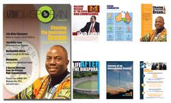 The Afro-Diasporan Catalog 52 pages