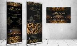 After Dark Banners and Poster Design