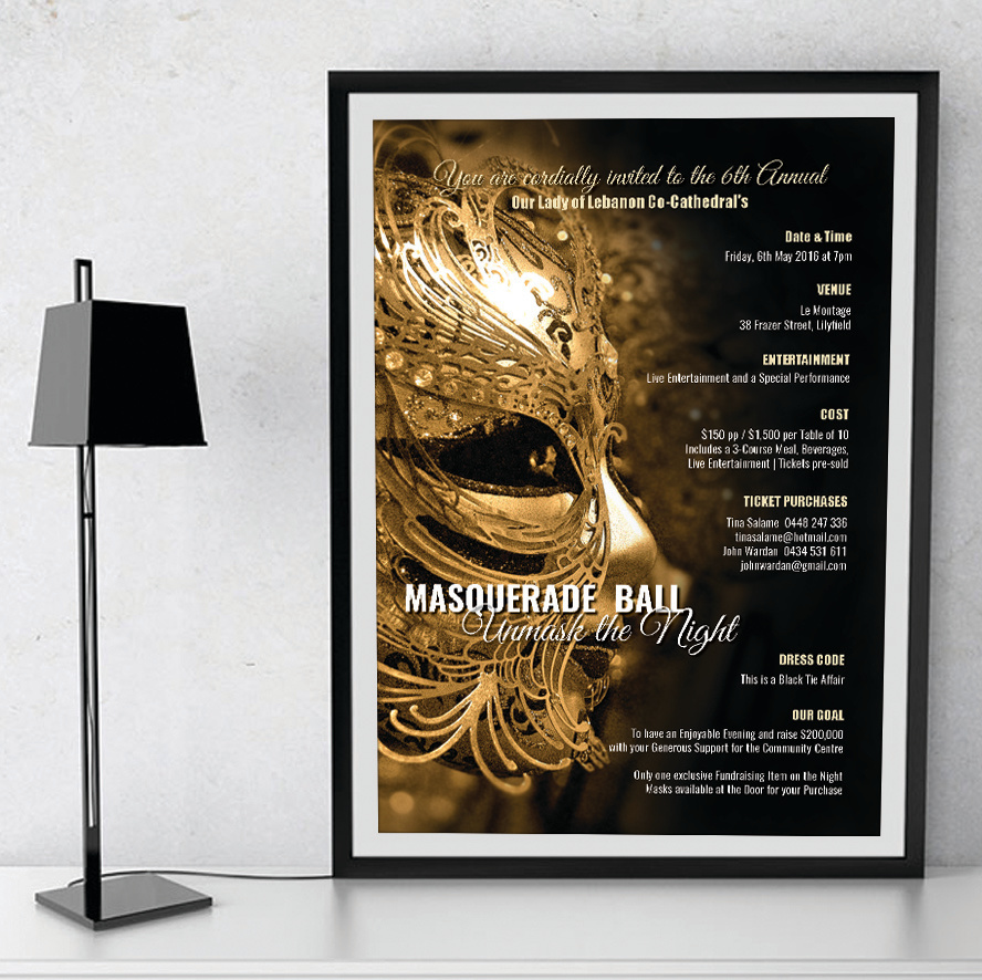 Invitation Poster Event