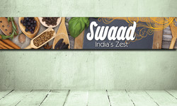 Swaad the Indian Restaurant's Banner