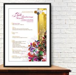 Invitation Poster Event