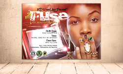 The Fuse Night Poster Design