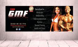 Team GMF Fitness Banner