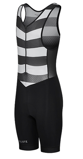 CAFE DC BIB SHORT ANNABELLE WHITE