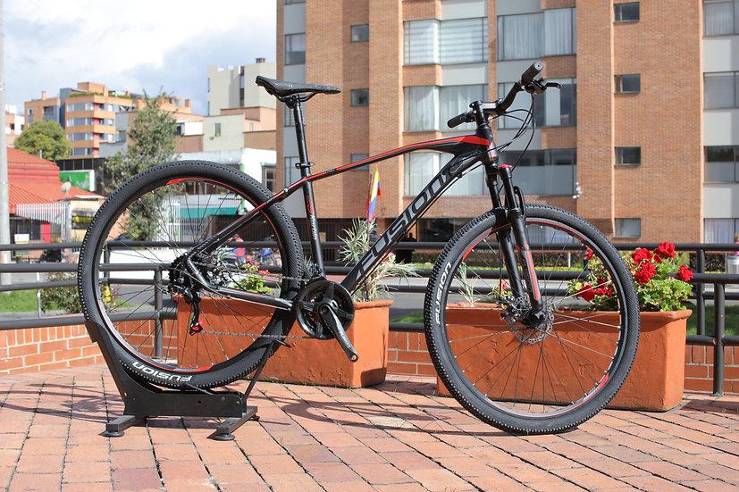 Bicicleta FUSION- Rojo
